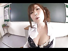 Japanese Group Sex Creampie Blowjob Teacher