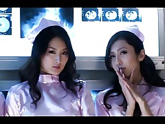 Doctor Japanese Blowjob Nurses Group Sex