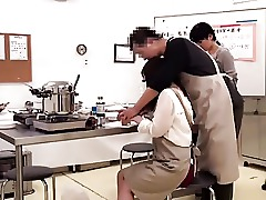 Asian Blowjob Classroom College Fingering Japanese Kitchen