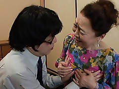Asian Granny Mature