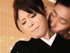 Cute Beautiful Asian Uniform MILF Japanese Fuck Fingering