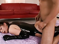 Asian Latex Japanese Compilation