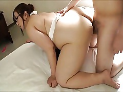 MILF Bbw Ass Asian