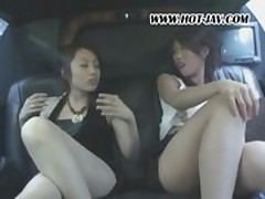 Asian Blowjob Car Fingering Group Sex Hairy Japanese Pussy Toys