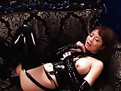 Japanese Domination Bondage Bdsm Latex