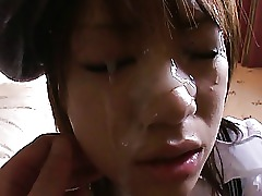 Japanese Facials Cumshot Cum Amateur Teen Really