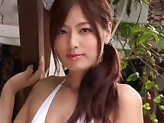 Tease Teen Asian Bikini Japanese
