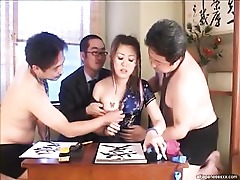 Uniform Throat Tattoo Sucking Japanese Group Sex Dick Deepthroat Cumshot