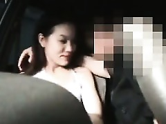 Amateur Asian Blowjob Korean Outdoor Really Voyeur