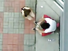 Singapore Outdoor Couple Asian