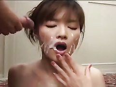 Bukkake Japanese Uncensored