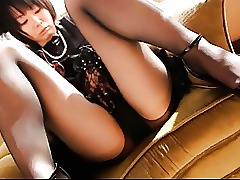 Tease Stockings Pantyhose Japanese Domination Bondage Bdsm Asian