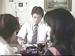 Mammy Japanese MILF Mom Old and Young Facials