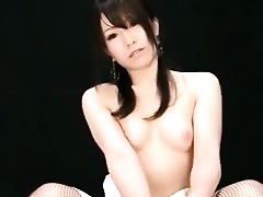 POV Nylon Japanese Hooker Handjob Gorgeous Asian