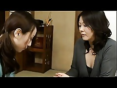Teen Old and Young MILF Japanese Daughter Cumshot Cum