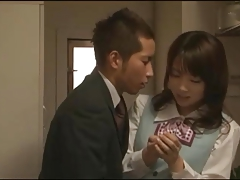 Asian Office Japanese Blowjob