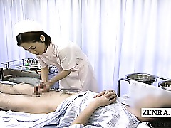 Fetish Doctor Cumshot Cum CFNM Asian Uniform Slave Nurses
