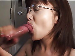 Asian Blowjob Cum Cumshot Hotel Japanese Skinny Threesome
