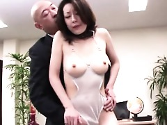 Asian Ass Babe Big Tits Boobs Busty Fingering Japanese Office