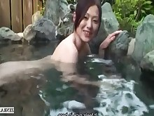 Asian Ass Blowjob Cougar Japanese MILF Oral Outdoor POV