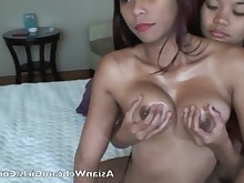 Asian Ass Filipina Lesbians Massage Oil Tits Webcam