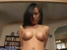 Thai Interracial Facials Cumshot Cum Asian Anal