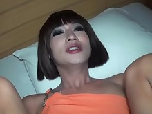 Anal Asian Ass Blowjob Fingering Ladyboy Oral Shemale Toys