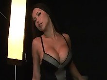 Tease Gorgeous Boobs Asian