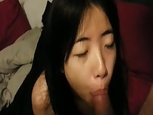 Chinese Boyfriend Blowjob Amateur Asian Dick