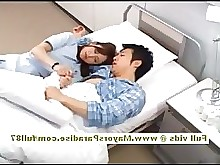 Asian Blowjob Doctor Uniform Handjob Nurses Oriental