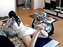 Asian Fetish Foot Fetish Hidden Cam Skirt Voyeur
