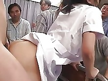 Asian Creampie Doctor Gangbang Japanese Nurses