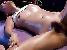 Asian Ass Oil Massage Luxury Japanese Erotic